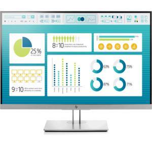 HP EliteDisplay 27-inch (68.58 cm) Anti Glare IPS Full HD Monitor with VGA - E273