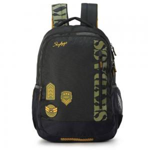 Skybags Bingo Extra-01 Green School Backpack , SBBIE01GRN