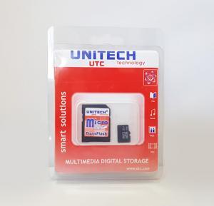 Unitech Multimedia Digital Storage Device 8GB, Black