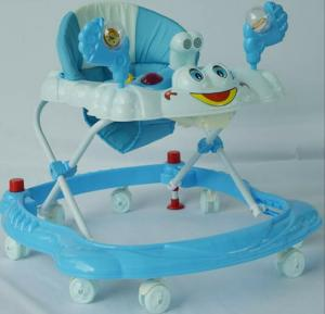 Al taraf kids Baby Walker Blue, Alt308
