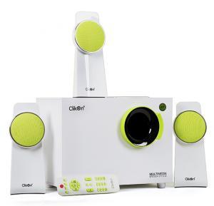 Clikon Multimedia Speaker System 3 in 1- CK801