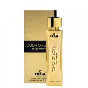 Coral Touch Of Love EDP 100ml