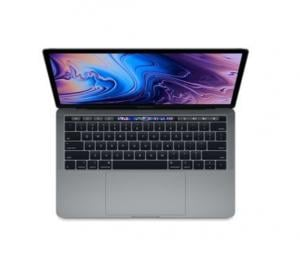 Apple MacBook Pro Space Grey i7 8th Gen. 2.6 6Core 16GB 512GB Radeon PRO 560X with 4GB TB & ID Retina Display with TT 15 Inch - English,MR942 LL/A