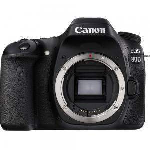 Canon EOS 80D DSLR Camera 24.2 MP, Body Only