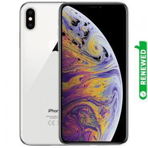 Apple iPhone XS Max With FaceTime 256GB Silver 4G LTE Renewed- S