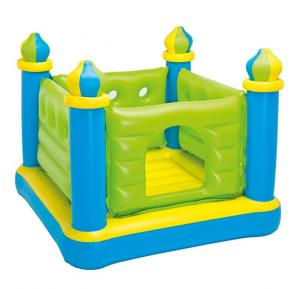 Intex-Jr. Jump-o-lene castle bouncer, ages 3-6,48257