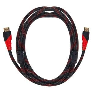 UK Plus 3M HDMI Cable for Electronic Accessories, UK-HDMI3MTR