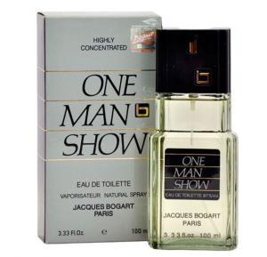 Jacques Bogart One Man Show Highly Concentrated EDT 100ml For Men