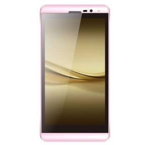 CKTEL V2 Plus Smartphone, 4G, Android OS, 5.5 Inch IPS HD Display,3GB RAM, 32GB Storage, Dual SIM, Dual Camera, Quad Core Processor-Rose Gold
