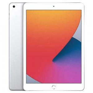 Apple iPad - 2020 8th Generation 10.2inch Display, 32GB, WiFi, Facetime - International Specs, Silver