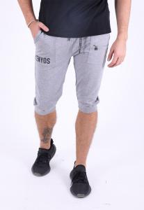 Kenyos Bermuda Shorts, Grey