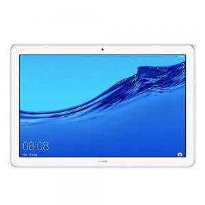 Huawei MediaPad T5 10.1 inch Tablet, 3GB RAM, 32GB SSD, Wi-Fi+Cellular, Android - Mist Blue