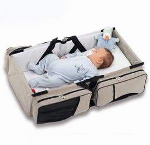 3-in-1 Baby Bed Travel Bag