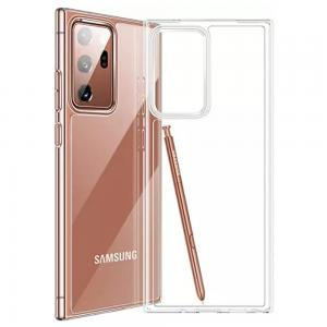 Green Rocky Series 360 Anti-Shock Case Samsung Galaxy Note 20, Transparent