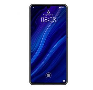 Huawei P30 Dual SIM 128GB, 8GB RAM, 4G LTE, Black