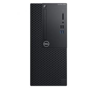 Dell OptiPlex 3060 MT - i3-3.60GHz / 4GB / 1TB / DOS / 1YW - Desktop PC, 3060N-I3-VPN-GT