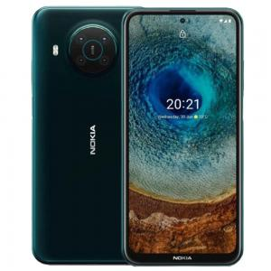 Nokia X10 Dual SIM Snow Green 6GB RAM 128GB Storage 5G