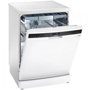Siemens Freestanding Dishwasher, White, SN258W20TM