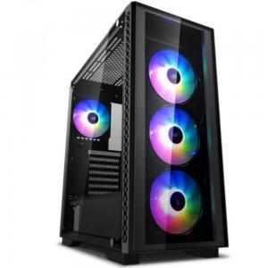 Deepcool DP-ATX-MATREXX50-AR-4F-NE Case, Black