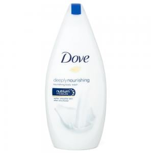Dove Shower Gel Deeply Nourishing 500 Ml
