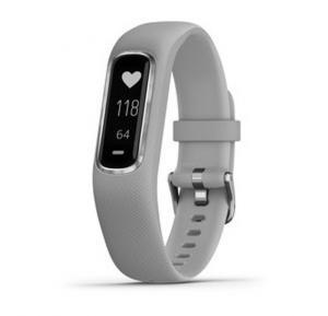 Garmin Vivosmart 4 Activity Tracker, Gray 010-01995-32