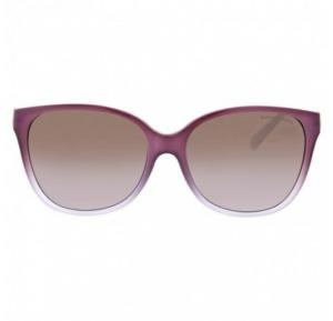 Michael Kors Cat Eye Frame & Milky Lavender Gradient Mirrored Sunglasses For Woman - 0MK6006-315994