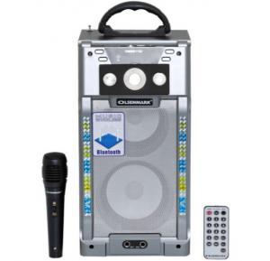 Olsenmark Port Speaker Usb,Sd,Fm,Mic - OMMS1152