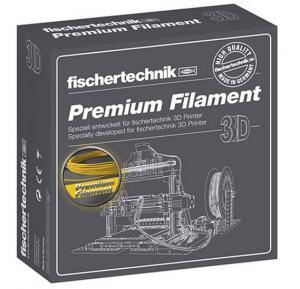 FischerTechnik Filament 500g Yellow, 539144