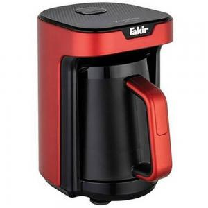 Fakir Kaave Mono Coffee Maker 4 Cups, Red
