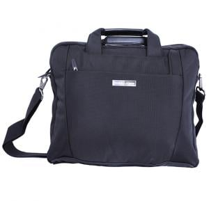 Para John 16-inch Laptop Bag - Black, PJLB8031A16