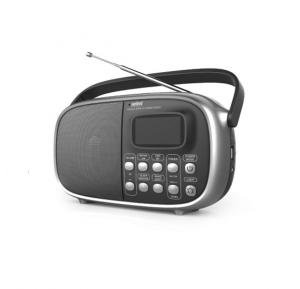 Sanford Sf3308pr bs Rechargeable Portable Radio