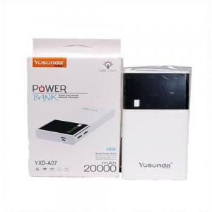 Yosonda Power Bank 20000mah