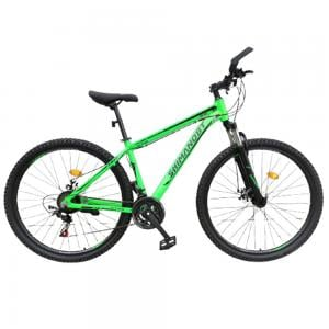 Shimano BT Bicycle with Aluminum Frame, Size 27, Green