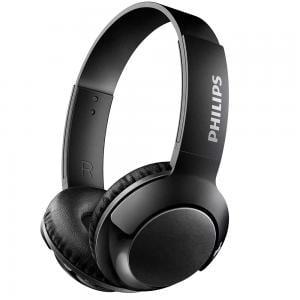 Philips SHB3075BK/00 Wireless On Ear Headphone with Mic Black