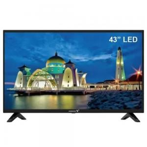 Videocon 43 Inch Android Smart LED TV Black, E43DM1100