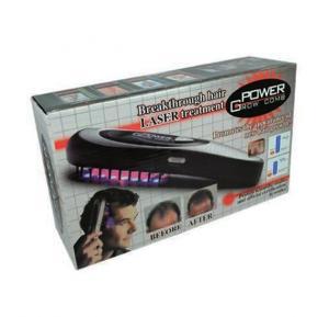 Power Grow Comb Breakthrough Hair Laser Treatment