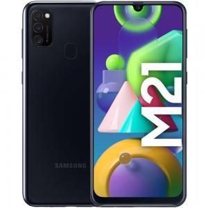 Samsung Galaxy M21 Dual SIM 4GB RAM 64GB 4G LTE-Black