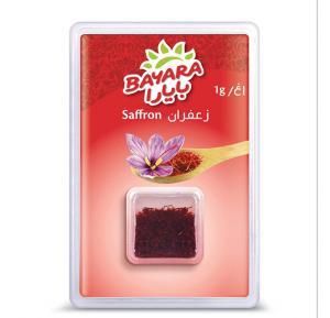 Bayara Saffron Blister Pack 1GM