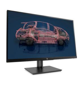 HP LED Monitor 27 Inch Z27N G2 IPS QHD With HDMI, DVI And DP, 1JS10A4