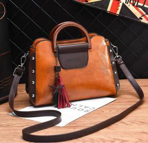 2020 New Style Joker Fashion Diagonal Crossbody Bag Tan