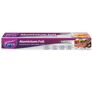 Parex 1909178 Aluminium Foil - 8 Mt 30 Cm Regular