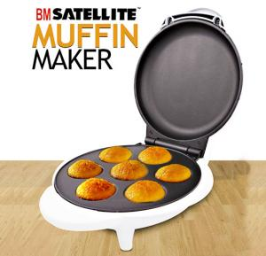 BM Satellite 7 PCS Muffin Maker - BM-108