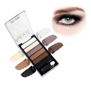 SFR Color Matte Eye Shadow Palette Color 02 - 6691