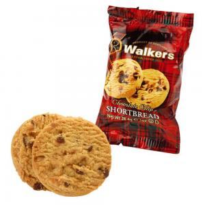 Walkers Shortbread Chocolate Chip x 2, 46022