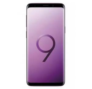 Samsung Galaxy S9 4G Smartphone, 5.8 inch Display, Android, 4 GB RAM, 128 GB Storage, Dual SIM, Dual Camera - Lilac Purple