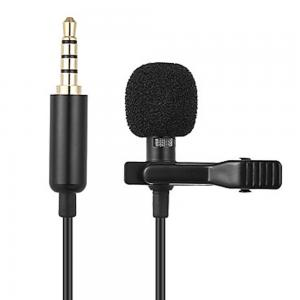 Lavalier GL-119 Microphone, Black