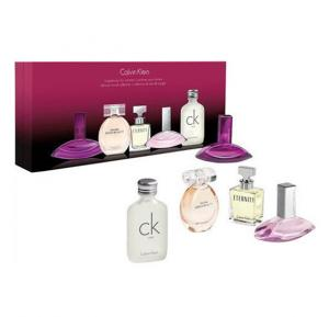 Calvin Kline for Women Travel Miniature Collection