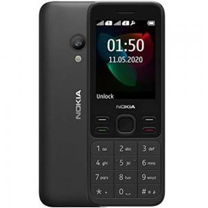 Nokia 150 (2020) Dual SIM Black 4MB 2G