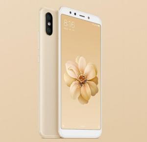 Xiaomi Redmi 6X-gold