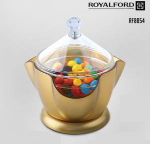 Royalford Grand Acrylic Candy Bowl - RF8854